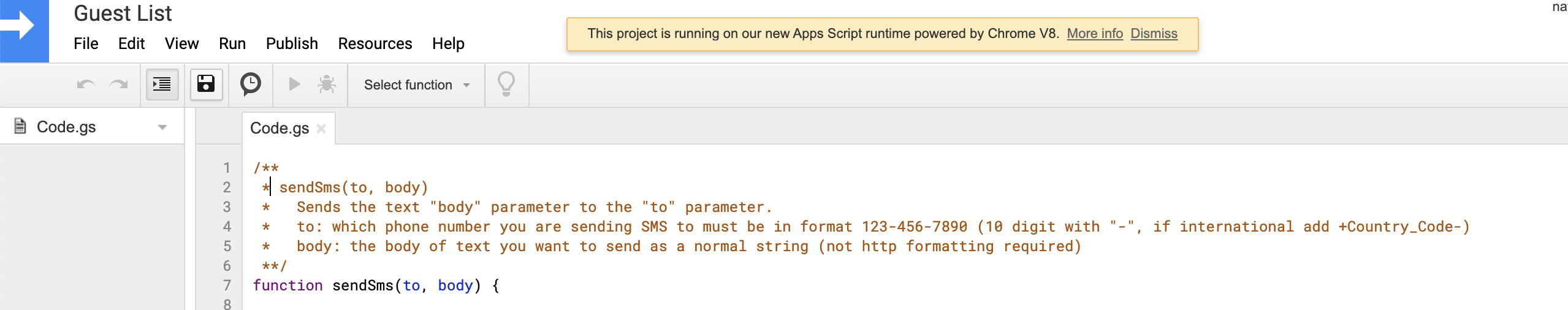 google-sheets-app-script-editor