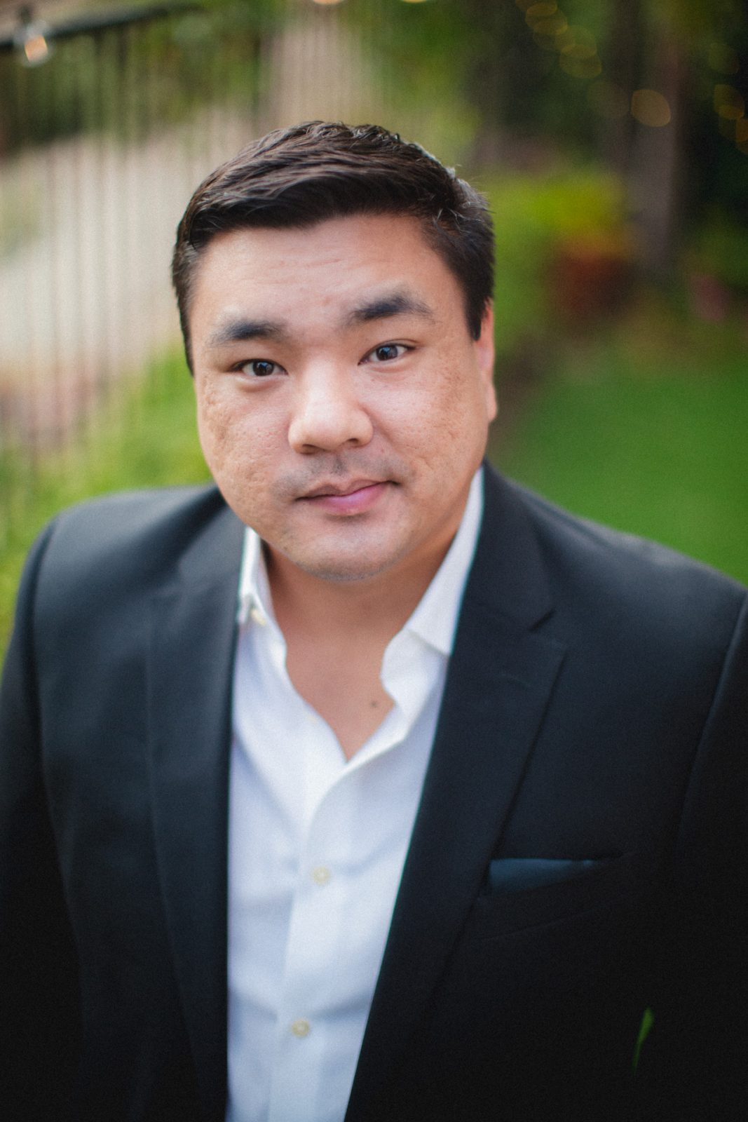 Business Technologist Nathaniel Kam