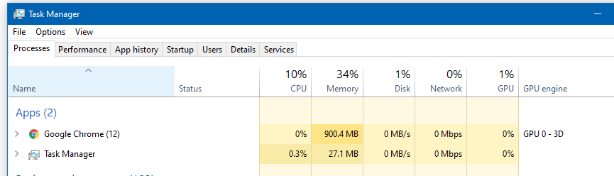 Use Windows Task Manager to make your computer run faster